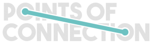 Points of Connection Footer Logo